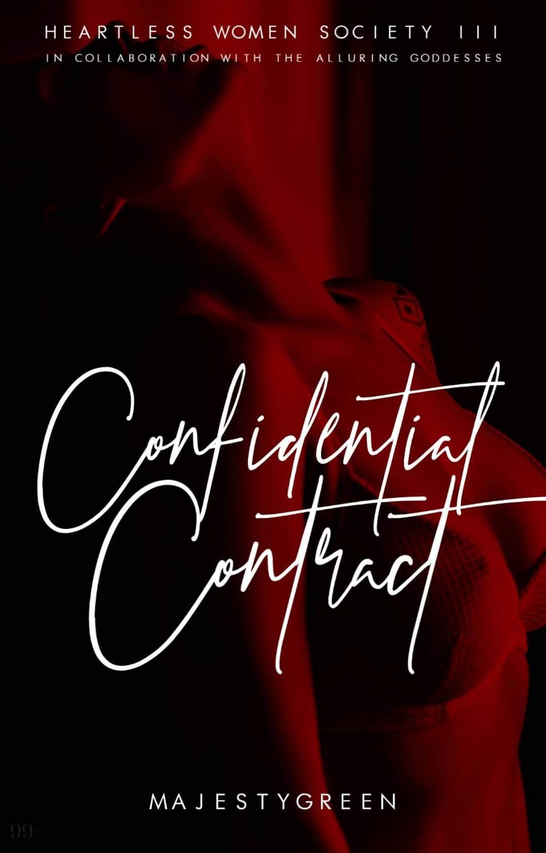 HWS Book 3: Confidential Contract
