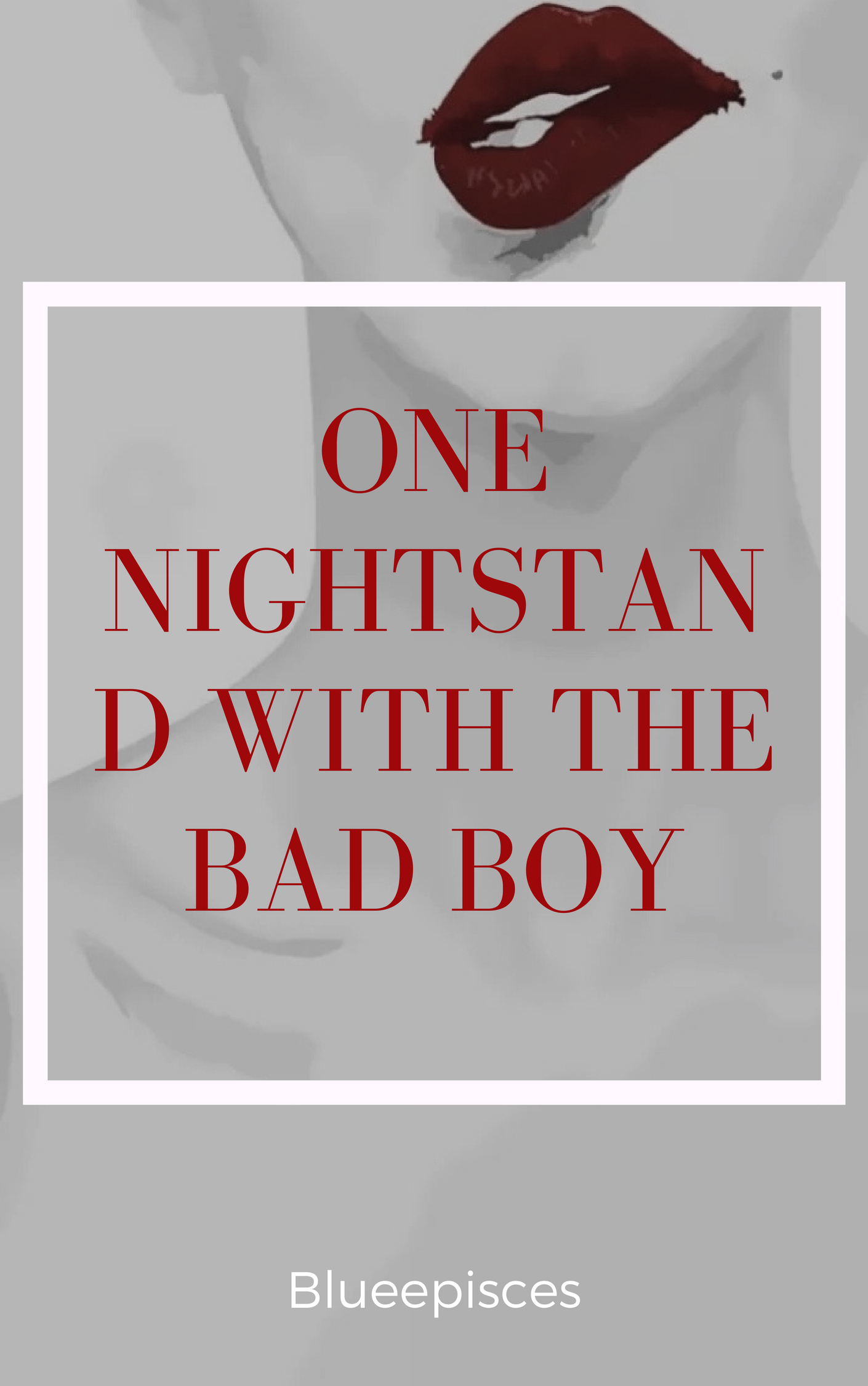 One nightstand with the Bad boy