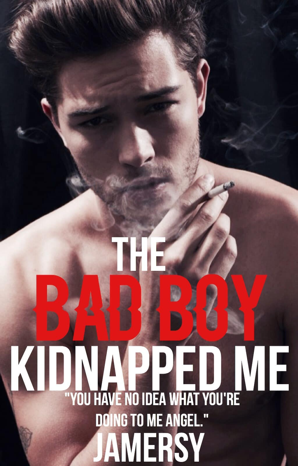 The Bad Boy Kidnapped Me