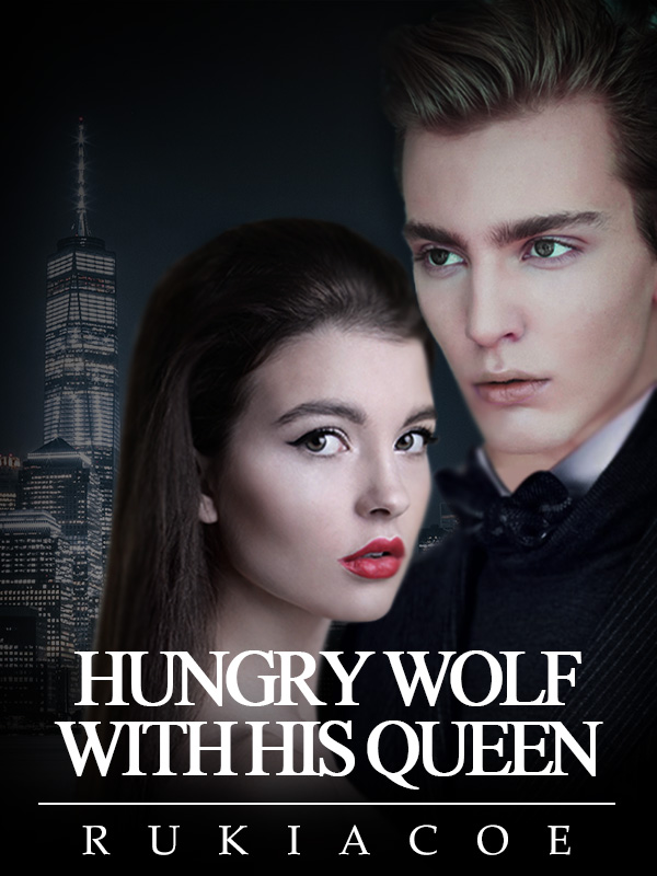 Hungry Wolf  With His Queen