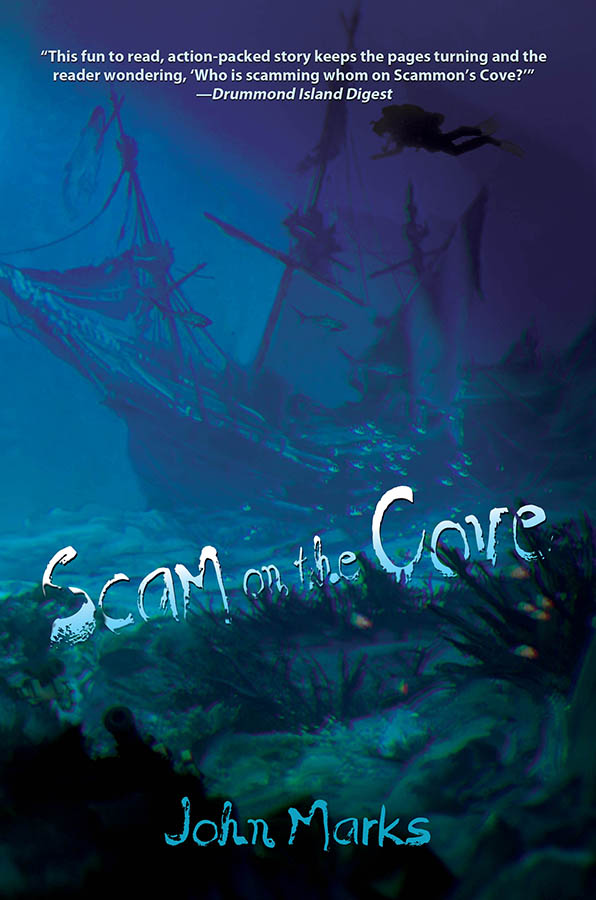 Scam on the Cove