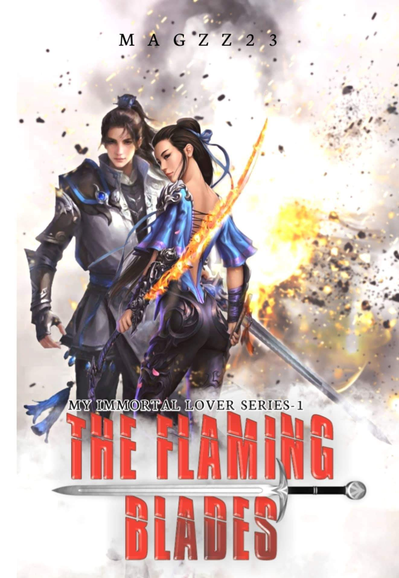 My Immortal Lover and The Flaming Blades