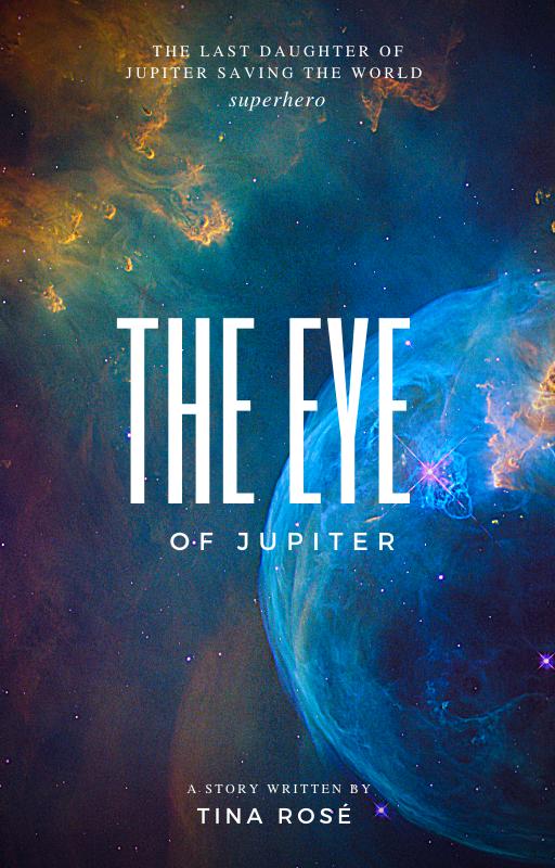 The Eye of Jupiter